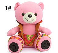 IMMI® IBS-002 Cartoon Cool bear Doll with TF Card Slot Bluetooth Speaker