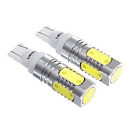 T10 7.5W LED for Car Lamp (2pcs)