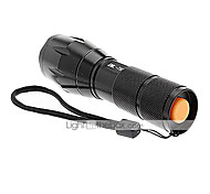 Ultrafire® LED Flashlights/Torch / Handheld Flashlights/Torch / Clips and Mounts LED 2000/1200/1600 Lumens 5 Mode Cree XM-L T6 18650
