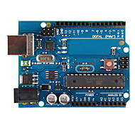 (For Arduino) ATmega328P-PU / ATmega8U2 USB Development Board