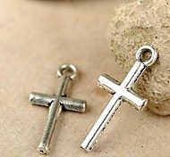 Eruner®18*9MM Alloy Cross Charms Pendants Jewelry DIY(20PCS)