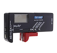 ZW-168D AAA AA C D 1.5V 9V Button Cell Rechargeable Battery Power Level Tester