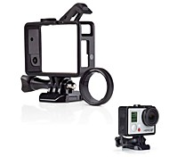 Gopro Accessories Mount/Holder / Smooth Frame / Gopro Case/Bags / Dive Filter For Gopro Hero 2 / Gopro Hero 3 / Gopro Hero 3+Rock