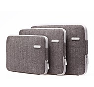 Solid Soft Wool Felt Full Body Case with shockproof for Macbook Air Pro Retina (Assorted Colors)