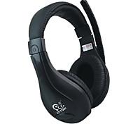 JiaHe CD-770MV Over-Ear Headband Headphone with Mic