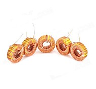Electrical Wired Magnetic Inductive Ring - Orange (5 PCS)