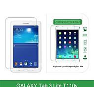 Angibabe 0.4mm gehard glas Screen Protector voor Samsung Galaxy Tab 3 Lite T110