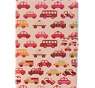 Cartoon Car Combination Design Case for iPad mini 3, iPad mini 2, iPad mini