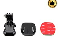 Gopro Accessories Adhesive / Accessory Kit For Gopro Hero 2 / Gopro Hero 3Surfing / Boating / Kayaking / Rock Climbing / Wakeboarding /