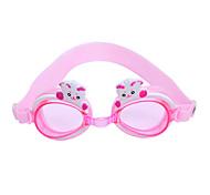 Zodiac Sheep Children's Waterproof Anti-Fog Swimming Goggles