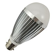 LOHAS B22 10W 18 SMD 5730 960-990 LM Warm White LED Globe Bulbs AC 100-240 V