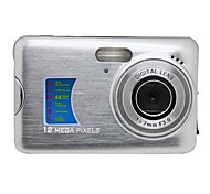 12.0Mega Pixels Digital Camera and Digital Video Camera DC-135
