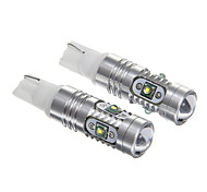 T10 25W LED for Car Lamp (2pcs)