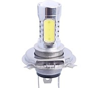 H4-11W-W 360lm 6000K with 1-CREE XP-E and 4-LED White LED for Car Foglight (DC12-24V, 1Pcs)