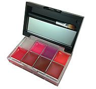 8-Color Moisturizing Lip Gloss