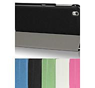 Ultra Slim cas de stand en cuir de couverture de livre pour Samsung Pro Tab 8.4 T320