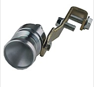 Auto Turbo fischio Turbocharger - Silver (Taglia M)