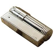 Retro Style Stainless Steel Cigarette Lighter
