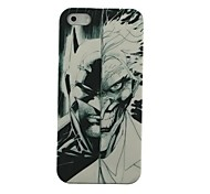 Double Faced Pattern Hard Case for iPhone 5/5S