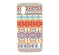 For LG Case Pattern Case Back Cover Case Geometric Pattern Hard PC LG Nexus 4