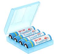TrustFire 2500mAh batteria AA (4 pezzi)