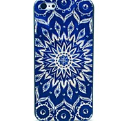 Hard Case retro di girasole Pattern for iPhone 5C