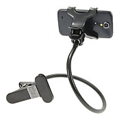 70CM Convenient Cell Phone Holder with Clips (Black, White)