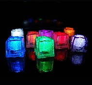 36pcs Color Changing Ice Cubes LED light Party Wedding Christmas Bar Restaurant