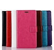 Solid Color PU Leather Case for LG G3(Assorted Colors)