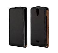 Solid Color PU Leather Full Body Case for Sony LT25i / Xperia V (Optional Colors)