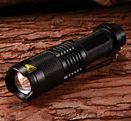 Linternas LED / Linternas de Mano (A Prueba de Agua) - LED 5 Modo 2000 Lumens Cree XM-L T6 - paraCamping/Senderismo/Cuevas / De Uso