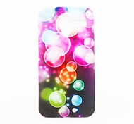 Kinston Color Bubble Pattern Plastic Hard Case for Motorala Moto X