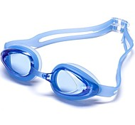 G900 Mixed Color Silicone Junior Normal Anti-water Swimmming Goggles