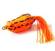 1 pcs Poissons nageur/Leurre dur / Kits de leurre / leurres de pêche Poissons nageur/Leurre dur / Kits de leurre / GrenouilleCouleurs