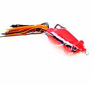1 pcs Poissons nageur/Leurre dur / Kits de leurre / leurres de pêche Kits de leurre / Poissons nageur/Leurre dur / GrenouilleCouleurs