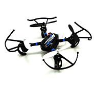 Q1-2 2.4G 4CH RC Helicopter Drone With LCD Remote And Protective Cover (with 2 Pieces Batteries)