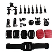 YuanBoTong  Bike Trip Kits for GoPro Hero3+/3/2/1