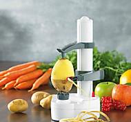 herramienta pelador de papas fruta eléctrico automático sin adaptador