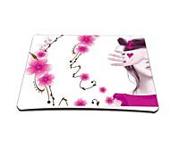 The Beautiful Girl Gaming Optical Moused Pad (9*7 Inches)