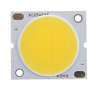 15W COB 1350-1450LM 4500K naturel White Light puce LED (45-50V, 300uA)