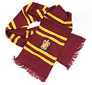 Harry Potter Gryffindor Striped Scarf