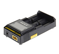 Nitecore D2 Battery Charger for 26650/22650/18650/18490/18350/17670/17500/14500/10440/18340