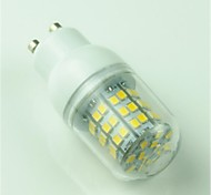 5W GU10 LED Corn Lights T 60 SMD 2835 500 lm Warm White Decorative AC 220-240 V