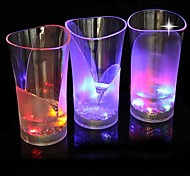 The Bar Dedicated Light-Emitting LED Nightlight Vase Glass Drinkware