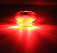 YELVQI 9 lampe perle jaune vélo UFO lumière de queue