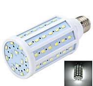 Marsing E26/E27 15 W 72 SMD 5730 1300-1500 LM Cool White T Spot Lights / Globe Bulbs / Corn Bulbs AC 220-240 V