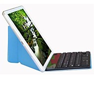Bluetooth Keyboard Bracket Leather Case With Stand for 7 inch Tablet PC (Assorted Colors)