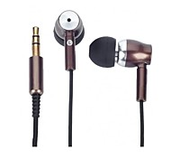 3,5 mm Audio Jack Trendy JBM800 Mini In-Ear-Stereo-Kopfhörer für iPhone 5/5S/5C ua (110cm)