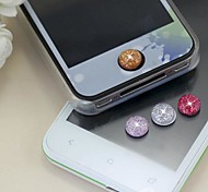 CaseBox® Star Sky Home Button Sticker(Assorted Color)