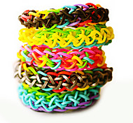 Z&X®  Loom Bands Creative(Rubber Band 240PCS、A Recycle Crochet Hook、A Slingshot,Several S Hooks
